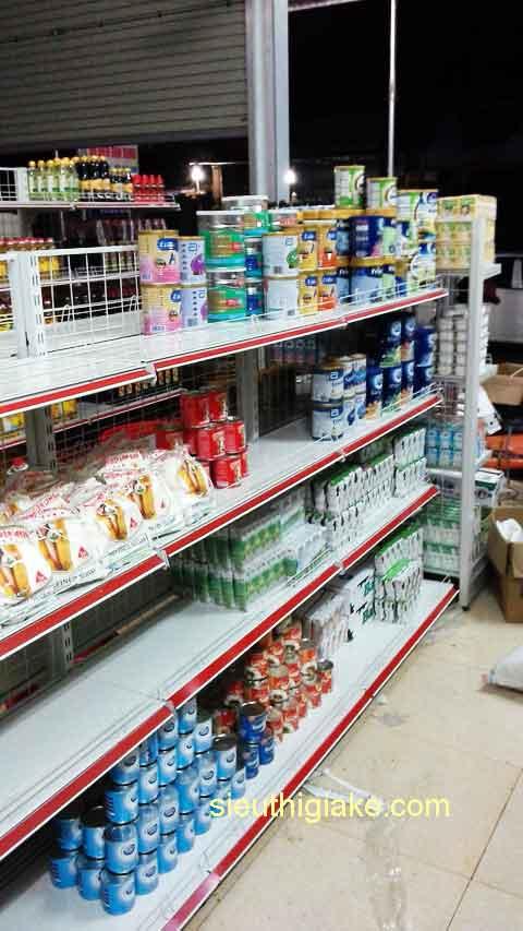 Triển Khai Lắp đặt siêu thị mini tại Điền Lư- Bá Thước-Thanh Hóa