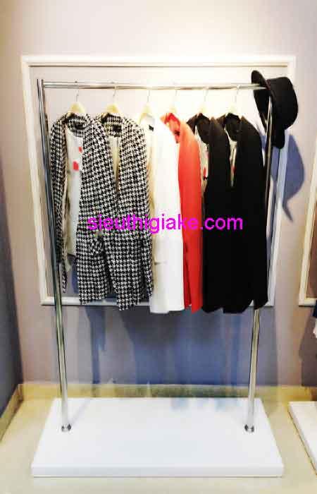 Giá Kệ Shop Thời Trang Inox
