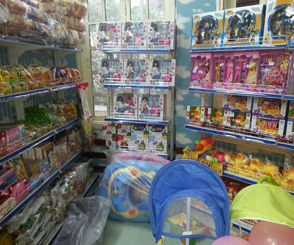Giá kệ siêu thị Hải Phòng