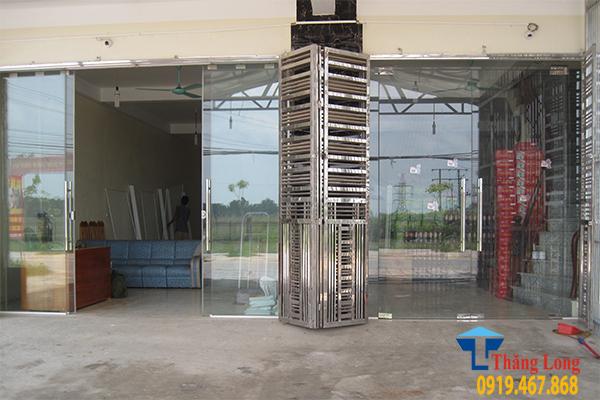 Thiết kế giá kệ siêu thị Hưng Yên