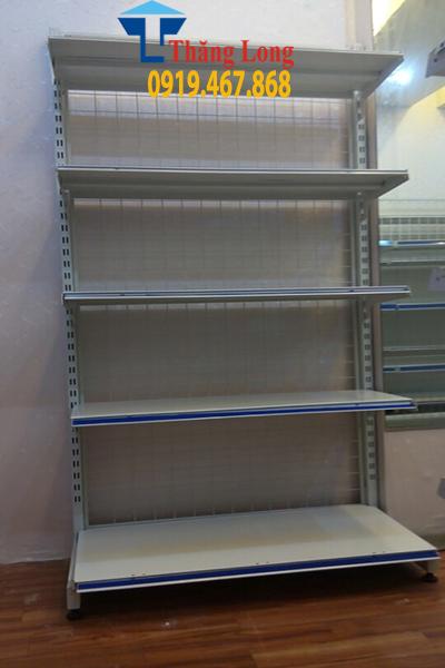 Kệ đơn siêu thị H1800*W900*D350