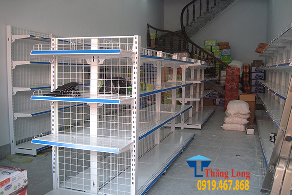 Giá kệ siêu thị Ý Yên Nam Định