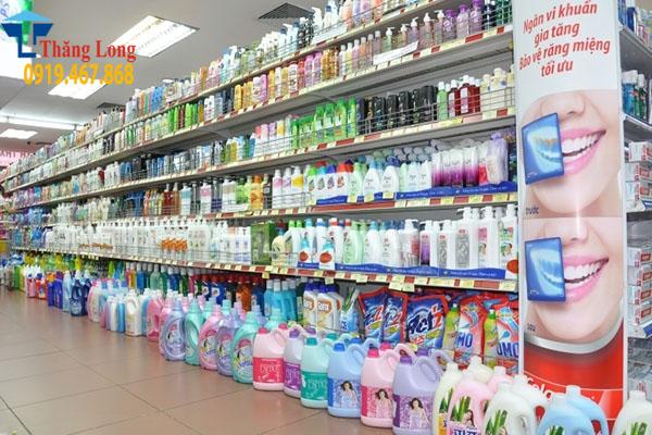 Gía kệ siêu thị tại Hà Nội