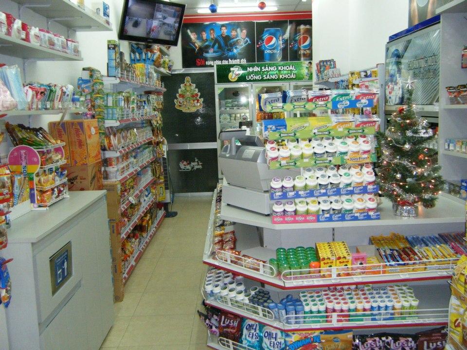 Tư vấn kinh doanh cửa hàng tạp hóa
