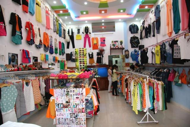 Kinh doanh cửa hàng quần áo, tưởng dễ nhưng không dễ