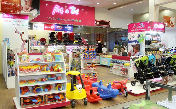 Kinh doanh cửa hàng Mẹ và Bé đang được nhiều người quan tâm