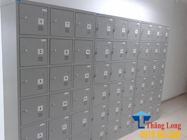 Tủ locker cho phòng tập GYM