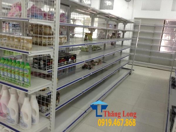 Lắp đặt giá kệ siêu thị tại Tam Điệp - Ninh Bình