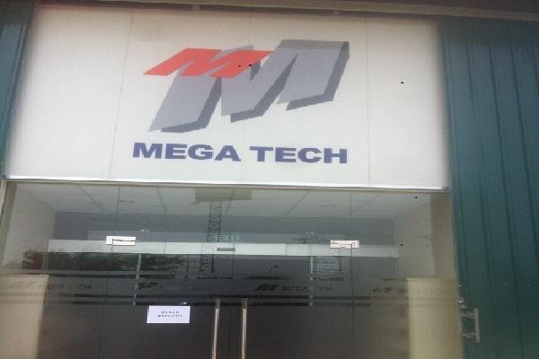 Tư vấn setup kệ để hàng cho công ty MEGATECH
