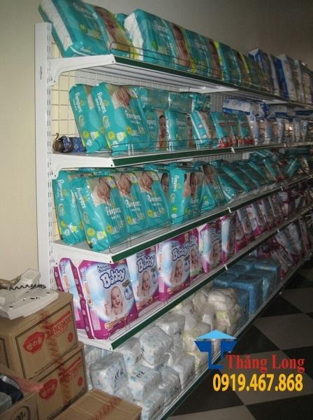 Tư vấn mở cửa hàng bán sữa bỉm vốn ít