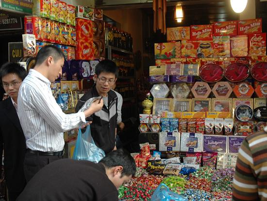 Chia sẻ sự khác biệt giữa cửa hàng truyền thống và tiện ích