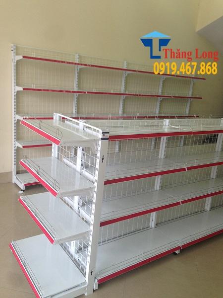 Tư vấn và lắp đặt kệ siêu thị tại Quảng Ninh