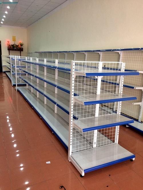 Lắp đặt kệ siêu thị tại Hạ Hòa Phú Thọ