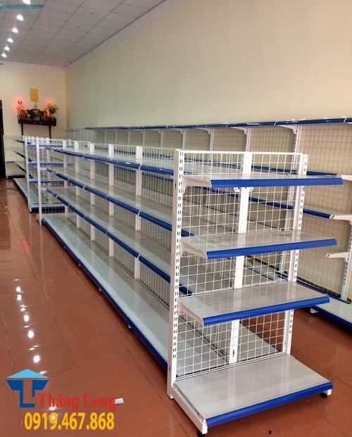 Phân phối giá kệ siêu thị tại Hải Dương, Ninh Giang, Tứ Kỳ