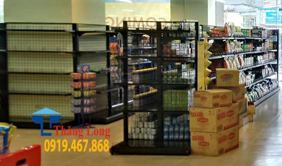 Tư vấn lựa chọn giá kệ siêu thị mini năm 2017