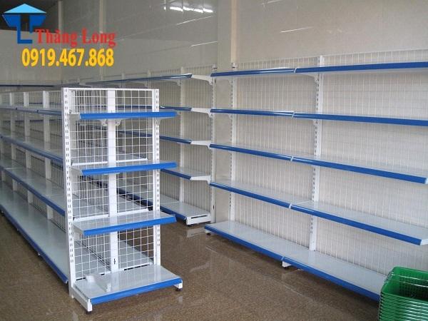 Giá kệ siêu thị giá rẻ tại Thăng Long