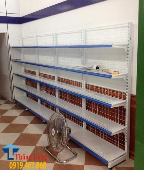 Lắp đặt giá kệ siêu thị tại Diễn Châu - Nghệ An