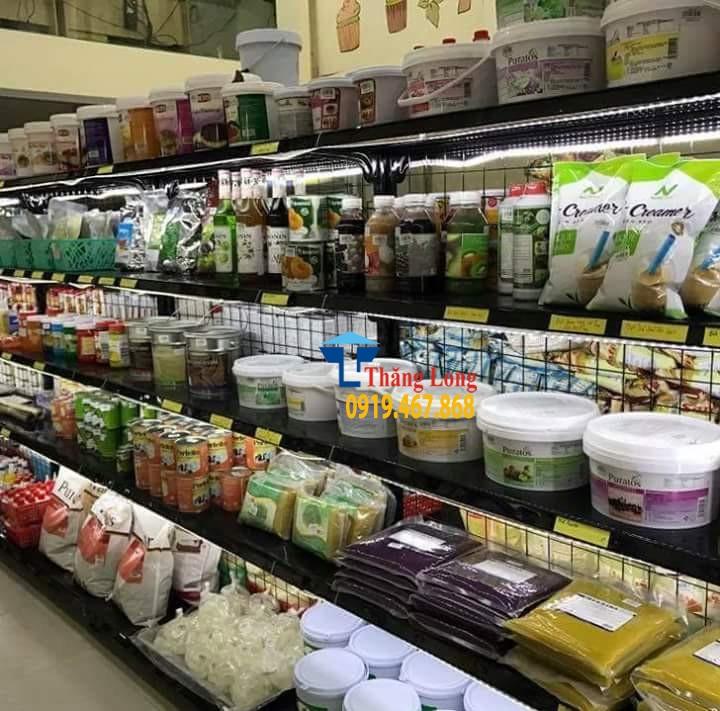 3 yếu tố cần quan tâm khi mua giá kệ để hàng siêu thị