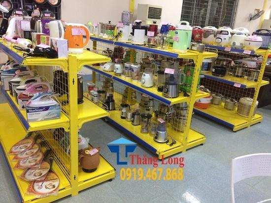 Kệ trưng bày sản phẩm giá rẻ tại Thăng Long