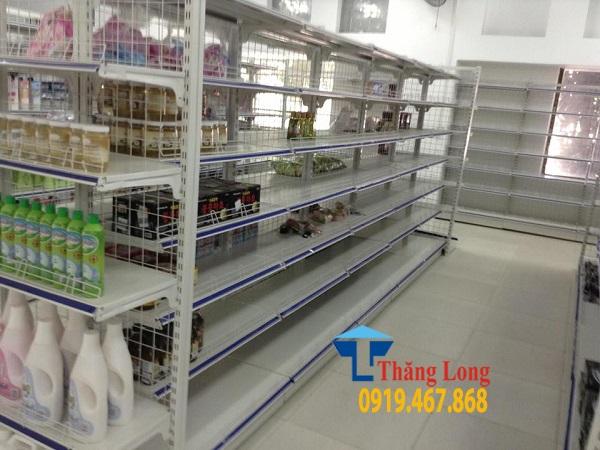 Lắp đặt giá kệ siêu thị tại Tuyên Quang