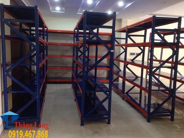 Cung cấp kệ hàng trung tải chất lượng giá tốt tại kho
