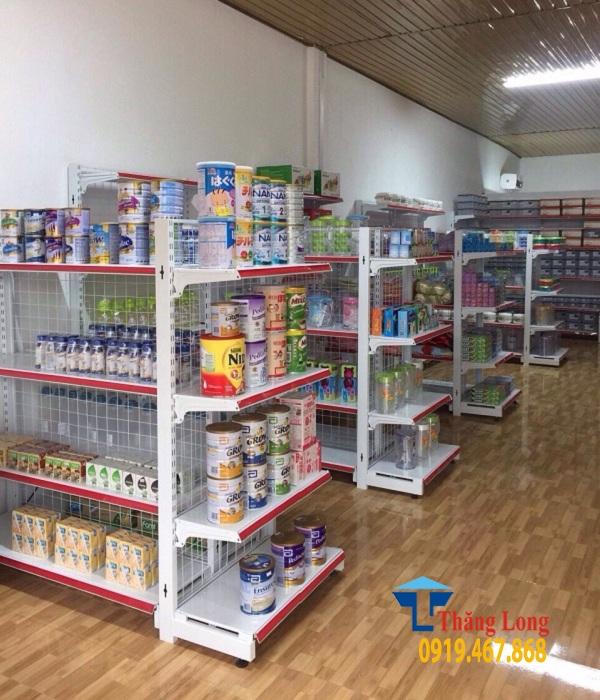 Thăng Long phân phối giá kệ siêu thị tại Quảng Ninh