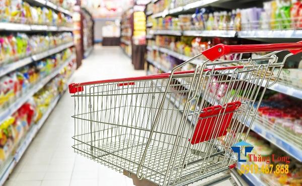 Bỏ túi một vài tiêu chí chọn mua xe đẩy hàng siêu thị chất lượng